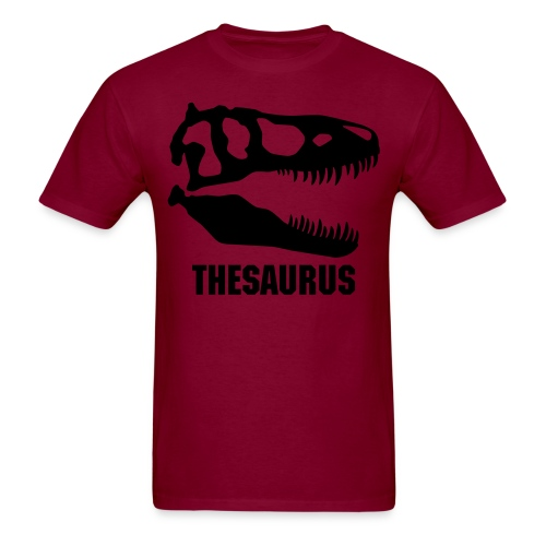 Thesaurus - Men's T-Shirt