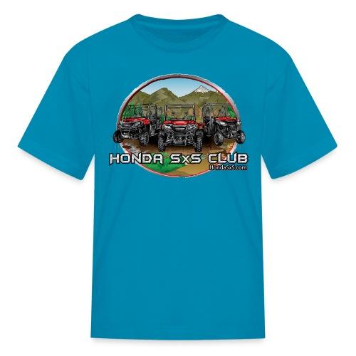 Kids shirt1 - Kids' T-Shirt