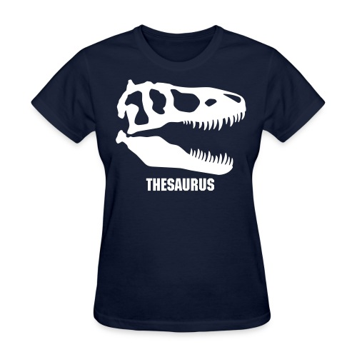 Thesaurus (women's) - Women's T-Shirt