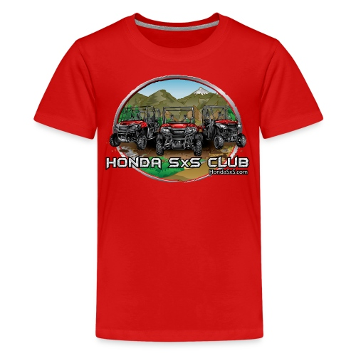 Youth Shirt - Kids' Premium T-Shirt