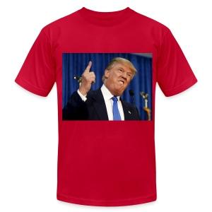 Donald Trump - Men's Fine Jersey T-Shirt
