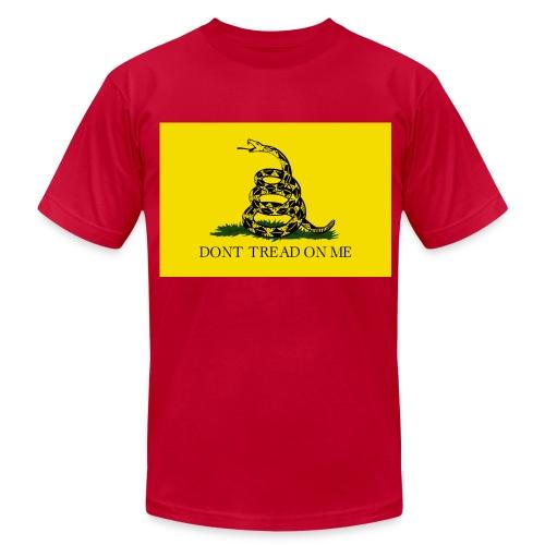 Don't Tread on Me! - Men's  Jersey T-Shirt