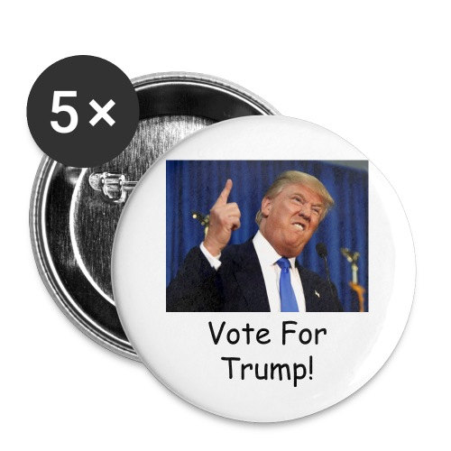 Vote for Trump! - Large Buttons