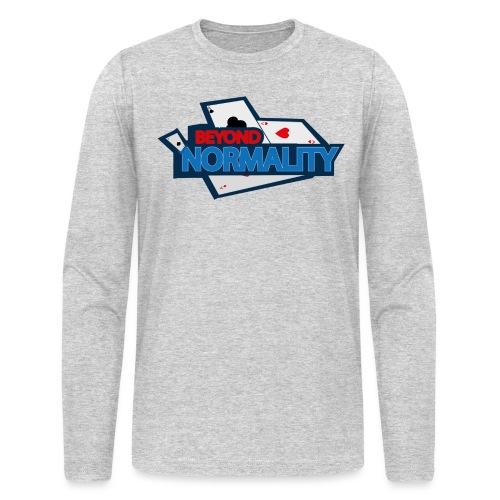 Beyond Normality Long Sleeve T-Shirt (Men's) - Men's Long Sleeve T-Shirt by Next Level