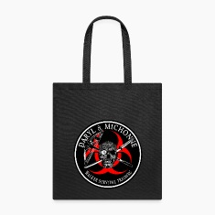 Biohazard Daryl Michonne Bags & backpacks