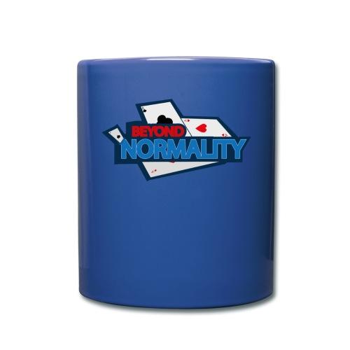 Beyond Normality Full Color Mug  - Full Color Mug