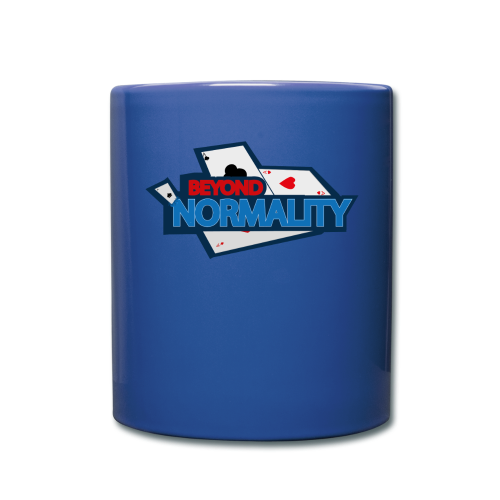 Beyond Normality Full Color Mug  - Full Color Mug