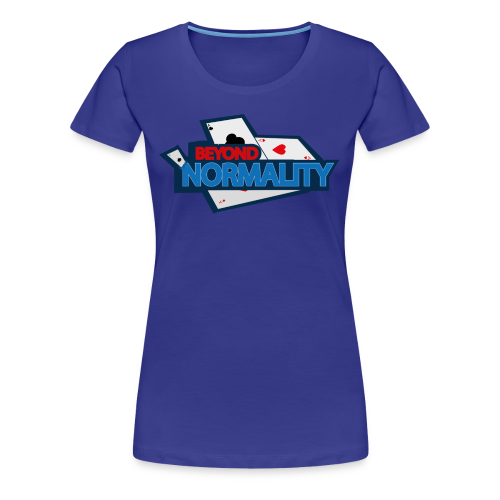 Beyond Normality Premium T-Shirt (Women's) - Women's Premium T-Shirt