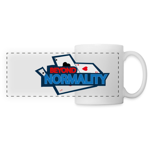 Beyond Normality Mug - Panoramic Mug