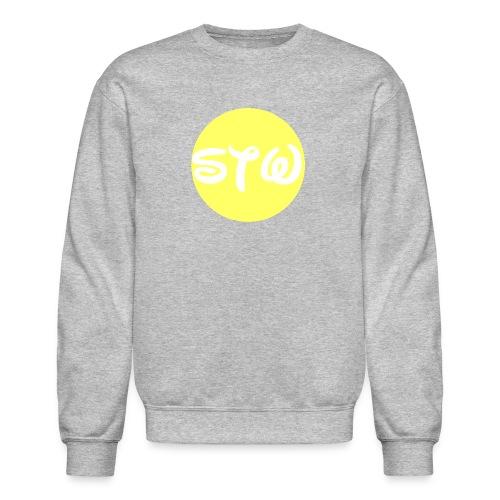 STW Logo Sweatshirt - Crewneck Sweatshirt