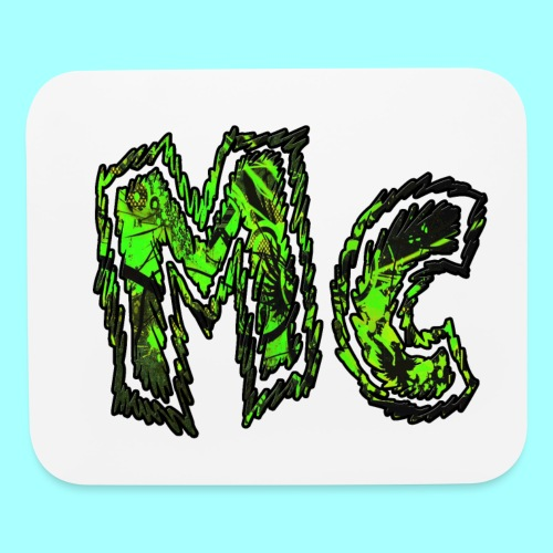 MC's Mousepad - Mouse pad Horizontal