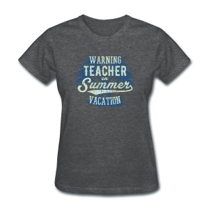 Summer Vacation - Women's T-Shirt