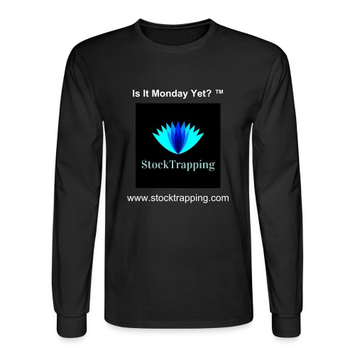 Fitted Long Sleeve ST  - Men's Long Sleeve T-Shirt