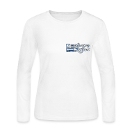 Long Sleeve Shirts ~ Women's Long Sleeve Jersey T-Shirt ~ American Outdoors® for Her