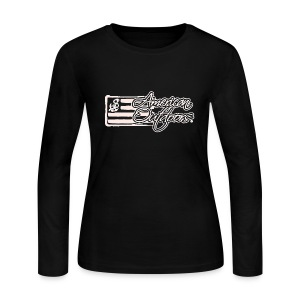 American Outdoors® for Her - Women's Long Sleeve Jersey T-Shirt