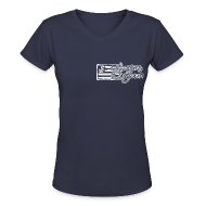 T-Shirts ~ Women's V-Neck T-Shirt ~ American Outdoors® for Her