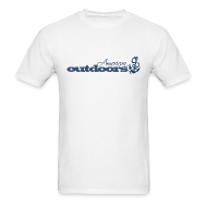 T-Shirts ~ Men's T-Shirt ~ American Outdoors® Boating