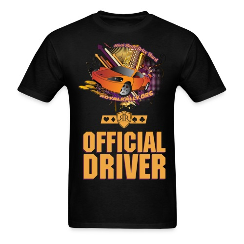 RR Driver Tee - Men's T-Shirt