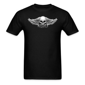 KDH3 Winged Skull - Men's T-Shirt