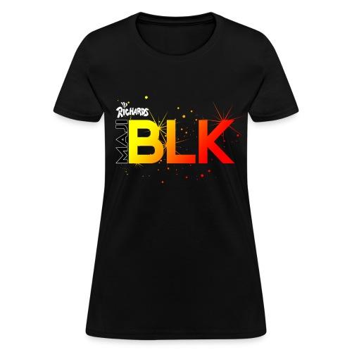 MAJI BLK SUNRISE WOMEN - Women's T-Shirt