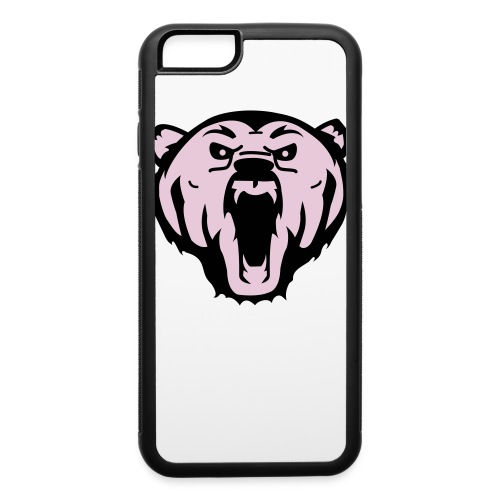 boss bear iphone case  - iPhone 6/6s Rubber Case