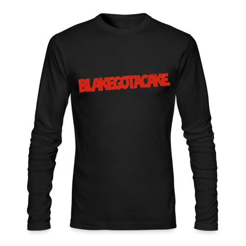 BlakeGotACake Promotional Long Sleeve  - Men's Long Sleeve T-Shirt by Next Level