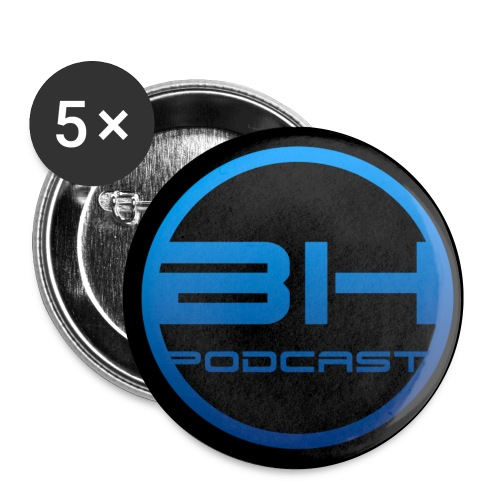 Brandon Hodge Podcast Button 5pk. - Small Buttons