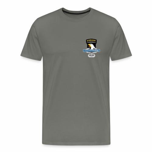 101st Airborne CIB - Men's Premium T-Shirt