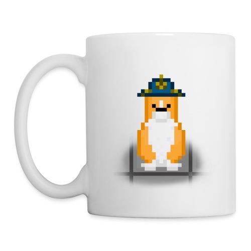 Captain Ian Mug (Left handed) - Coffee/Tea Mug