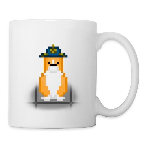 Captain Ian Mug (Right handed) - Coffee/Tea Mug