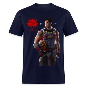 Wulfgard: Knightfall Cover Men's T-Shirt - Men's T-Shirt