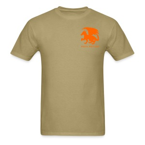 Nova Refuge Zygbar Badge Men's T-Shirt - Men's T-Shirt