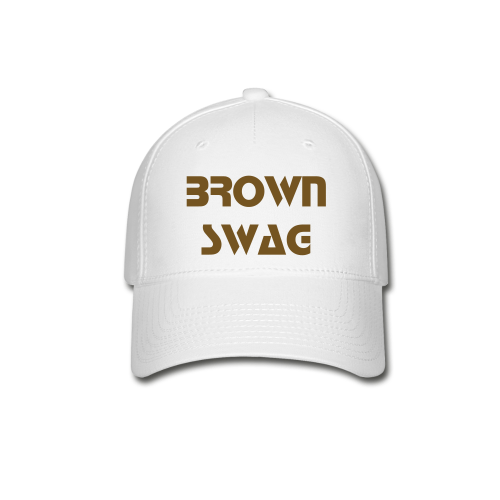 Brown Swag Cap - Baseball Cap