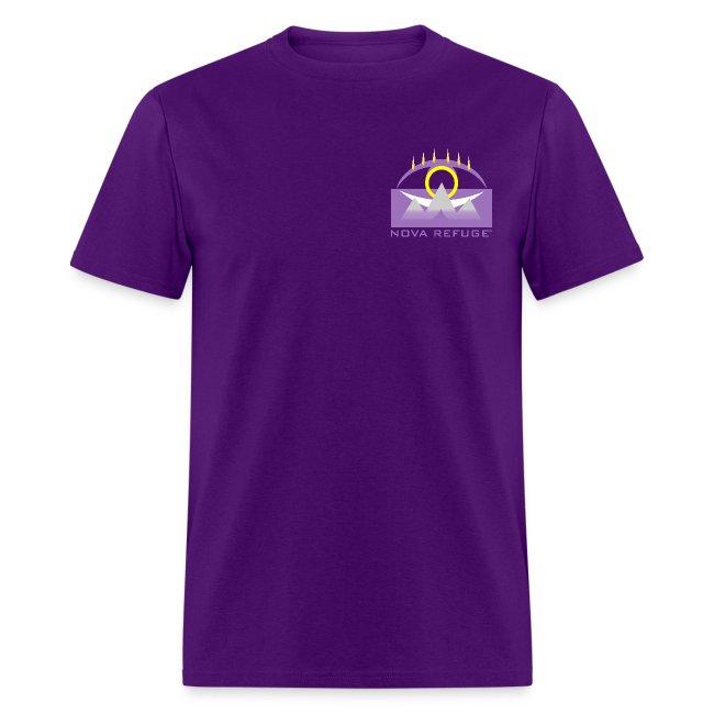 Nova Refuge Yavakaro Badge Men's T-Shirt