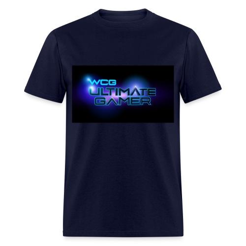 WCGAMERS MENS SHIRT - Men's T-Shirt