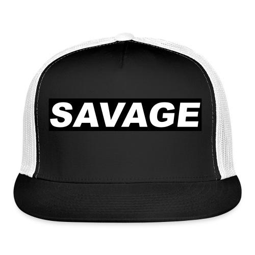 SAVAGE hat - Trucker Cap