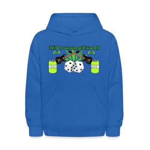 #DraxNation Hoodie (Jr) - Kids' Hoodie