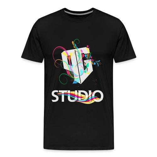 Studio Shirt For Men - Men's Premium T-Shirt