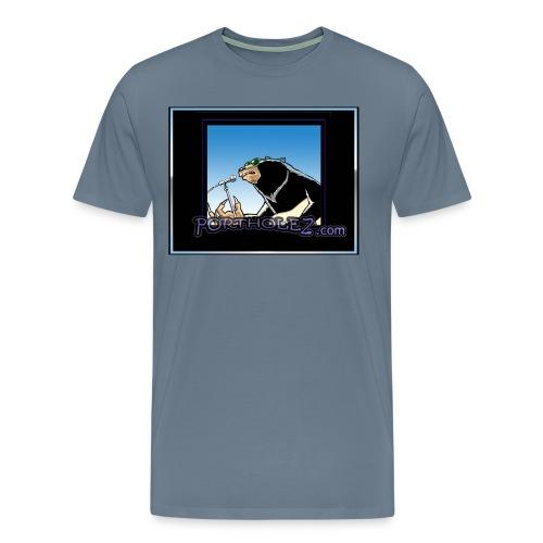 Bearfingerz - Men's Premium T-Shirt
