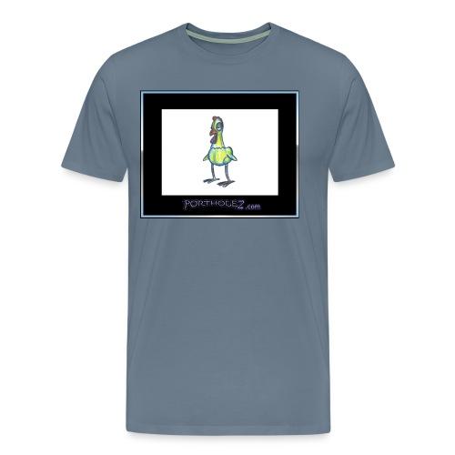 Plucked - Men's Premium T-Shirt