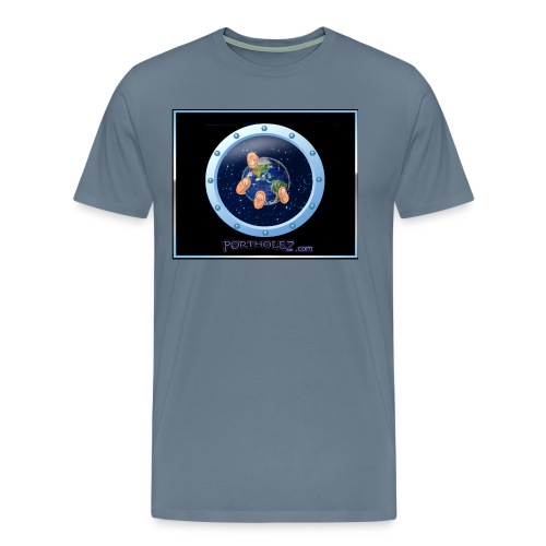 Alert Box - Men's Premium T-Shirt