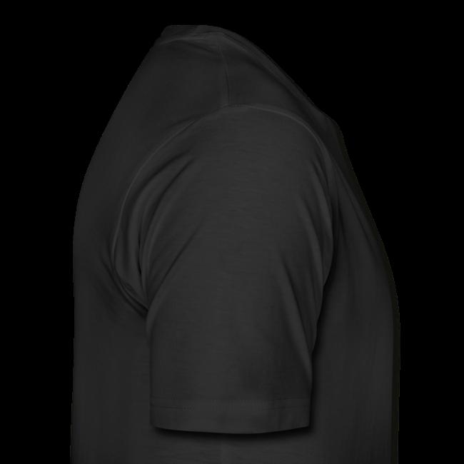 Classy Grayscale Logo Shirt