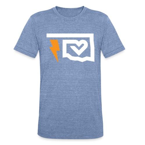 Thunder Love - Blue - Unisex Tri-Blend T-Shirt