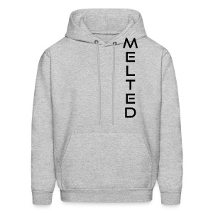 MELTED - Vertical - Men's Hoodie