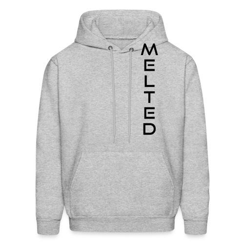MELTED - Vertical - Men's Hoodie