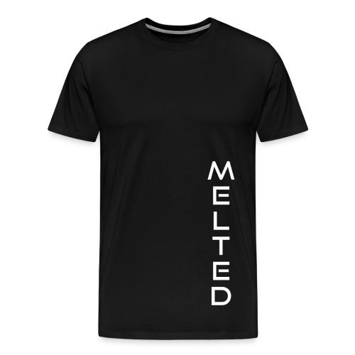 MELTED - Vertical 2.0 - Men's Premium T-Shirt
