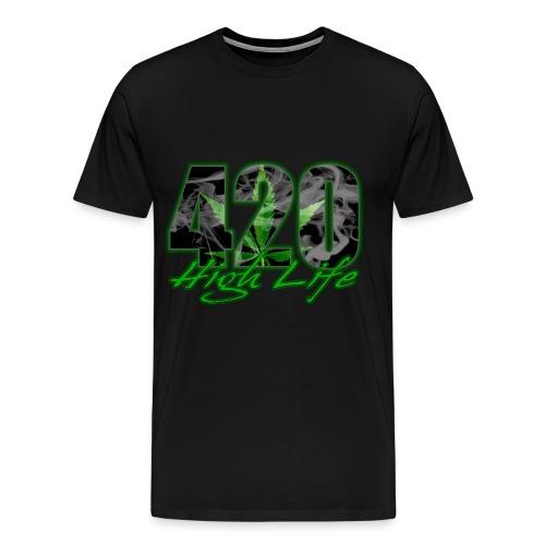 highlife - Men's Premium T-Shirt
