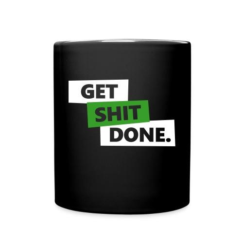 Get sh*t done mug - Full Color Mug
