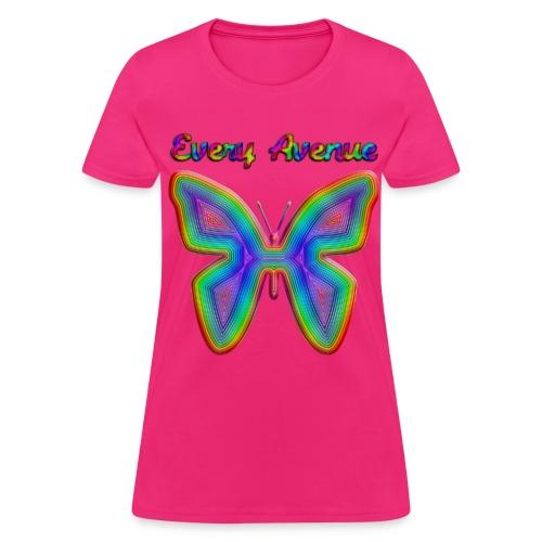 Every Avenue Women's Butterfly Tee - Women's T-Shirt
