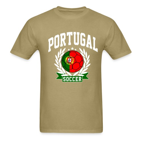 Portugal T-Shirt - Men's T-Shirt